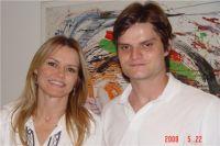 Lygia Hans e André Veronezi, preparados para disputar o mercado de trabalho
