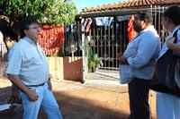 Silvano da Silva Silvestre, participou de uma força-tarefa com fiscais da Vigilância Sanitária e de