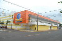 NOVA LOJA - São 2.700 m2 de área construída. A loja emprega mão-de-obra  de 130 colaboradores direta