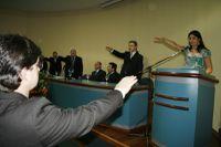 Novos Conselheiros tomaram posse para exercer mandato até 2010