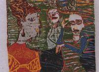 """Centro Cultural recebe as obras """"Pré Conceito"""" do artista Amilton Damas"""
