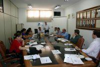 Ponzini apresenta aos diretores da CDL metas principais da ADCG para 2009.