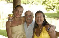 Lilia Ilgenfritz, Cel. Pacheco e Cida Fachini