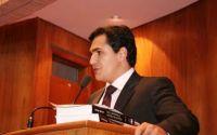 Sérgio Muritiba, que no dia 29 de setembro de 2008 fará lançamento de obra jurídica em SP