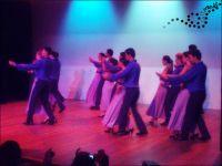 Estudantes de dança mostram suas performances no espetáculo