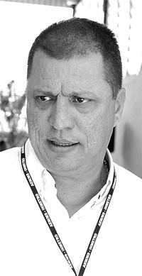 Sergio Maia: coleta de amostras para aferição quantitativa