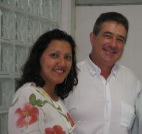 Auristela Rios e Dr. José Eduardo: Capital passa a oferecer reprodução humana de qualidade