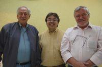 Luiz Reynaldo de Figueiredo Walter, Silvano Silvestre Silva e Antonio Ferelle