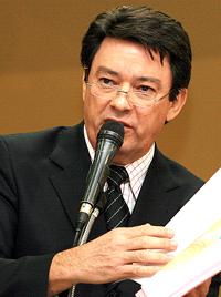 Vereador Cristovão Silveira