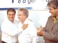 Pesquisa do Ibope - divulgada pela TV Morena, assegura a chapa Nelsinho Trad/Edil Albuquerque, vitór
