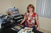 Elaine Mara Trino, diretora comercial da Imobiliária