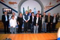 Dez prefeitos anunciaram apoio à pré-candidatura do deputado federal Waldemir Moka (PMDB) ao Senado
