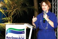 Secretária de Desenvolvimento Agrário, Produção, Indústria, Comércio e Turismo, Tereza da Costa Dias