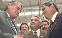 O governador André Puccinelli seria eleito no primeiro turno se as eleições fossem neste mês.