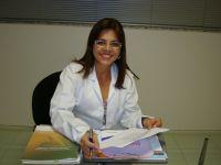 Gionecologista Rita de Cássia, presidente da Sogomat-MS