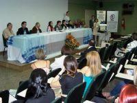 Acâdemicos e profissionais prestigiaram a jornada de Odontologia promovida pela Unigran