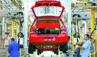 Produção das montadoras caiu 11,5% em relação a julho de 2008