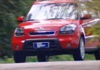 Kia Soul no programa Auto Esporte