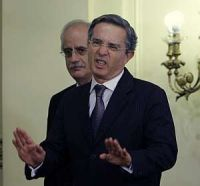 Uribe visita Uruguai e Brasil nesta quinta-feira