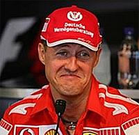 Schumacher abdicou do direito de substituir Massa, que se recupera de um grave acidente sofrido no t