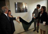 O ministro da Educação, Fernando Haddad, participa da inauguração do prédio do Instituto de Ciência