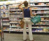 Produtos alimentíceos ajudaram no aumento da inflação