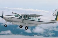 Imagem do C-98 Caravan, similar à aeronave da FAB que desapareceu na Amazônia (Foto: Divulgação/FAB)