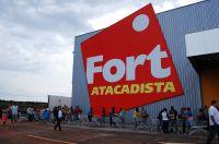 O Fort Atacadista do shopping Norte Sul é a 3ª loja do estado e o 35º empreendimento do grupo Pereir
