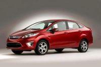 Versão americana do Fiesta tem motor 1.6 l, de quatro cilindros e 119 cavalos
