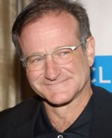 O ator norte-americano Robin Williams.