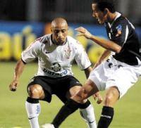 Roberto Carlos fica satisfeito com estreia e quer jogar domingo