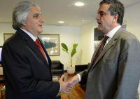 Com ministro da Justiça José Cardozo