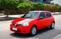 Renault Clio é o mais econômico