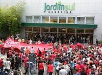 Shoppings paulistanos fecharam