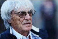 Bernie Ecclestone, chefão da Fórmula 1