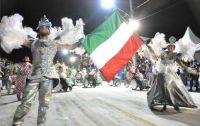 Dez escolas de samba, sendo uma mirim, farão o desfile