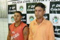 Dupla confessou o crime