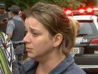 Natália foi detida neste sábado