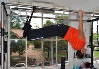 Exercício que alonga a coluna