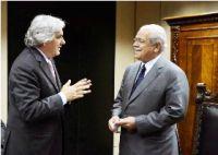 Senador com César Borges