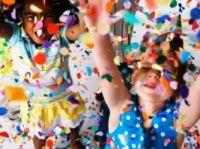 Festa é para as crianças