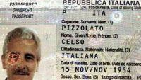 Estava com passaporte falso