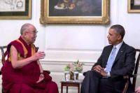 Dalai Lama e Barack Obama