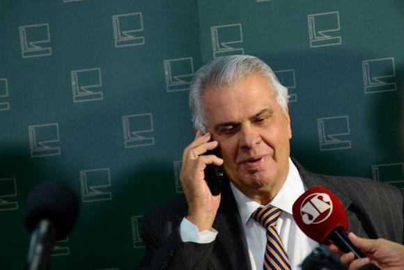 O presidente do Conselho de Ética da Câmara, José Carlos Araújo