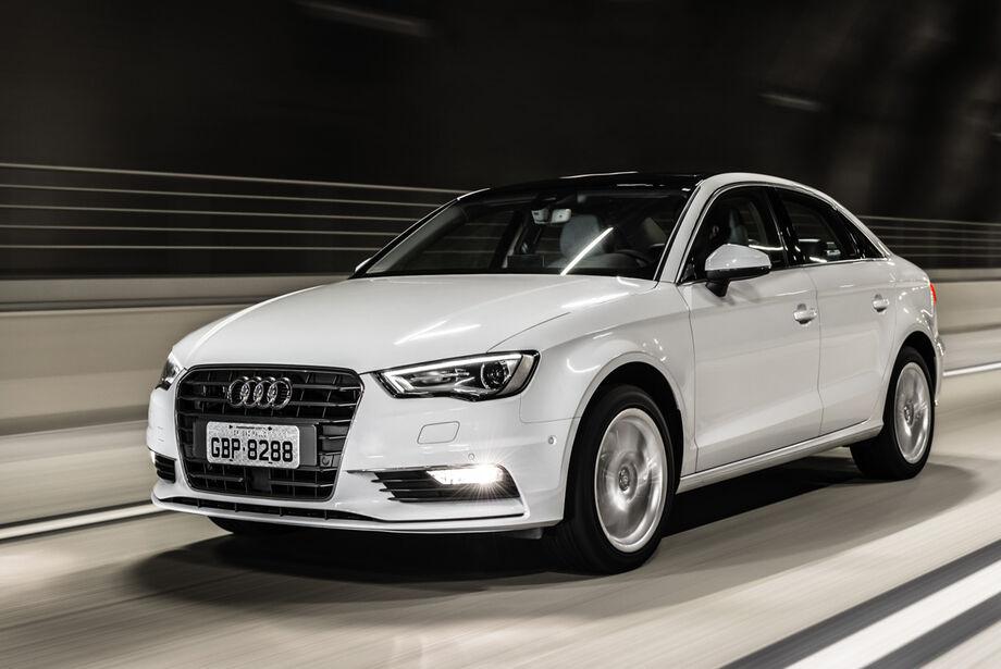 Com motor 2.0, A3 Sedan nacional fica mais barato que 1.8 importado
