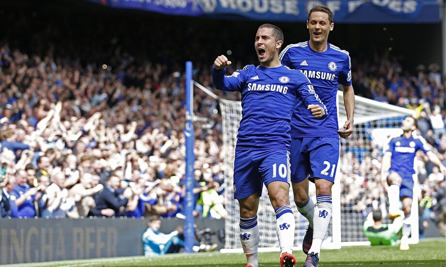 A equipe inglesa do Chelsea