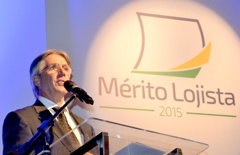 Hermas Renan Rodrigues, presidente da CDL/CG