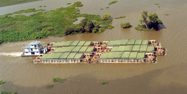 """""""Fórum Rumos da Hidrovia - Ações para o Desenvolvimento Sustentável do Transporte no Rio Paraguai"""", que será realizado em Corumbá MS."""