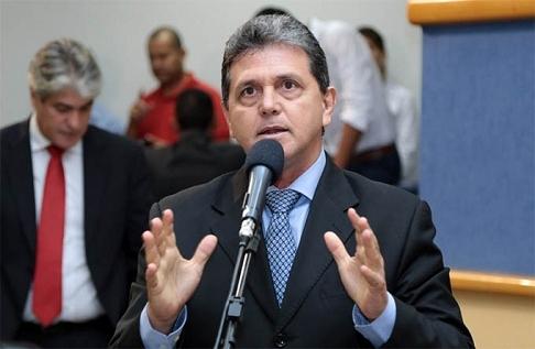 João Rocha é o novo presidente da Câmara Municipal de Campo Grande