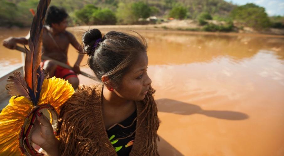 CPI alega que tragédia pôs em risco comunidade dos índios Krenak.